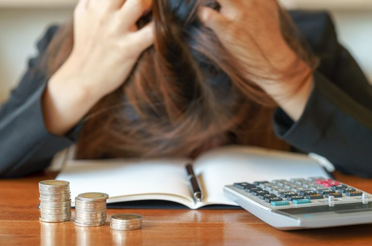 Five Accounting Mistakes that Put Your Business at Risk