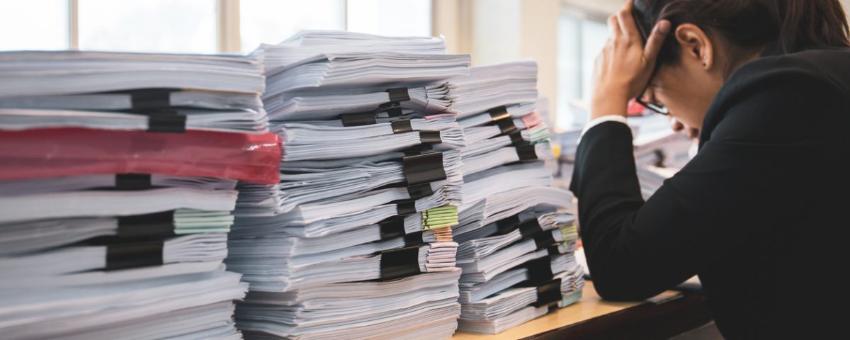 Your Business Needs to Go Paperless